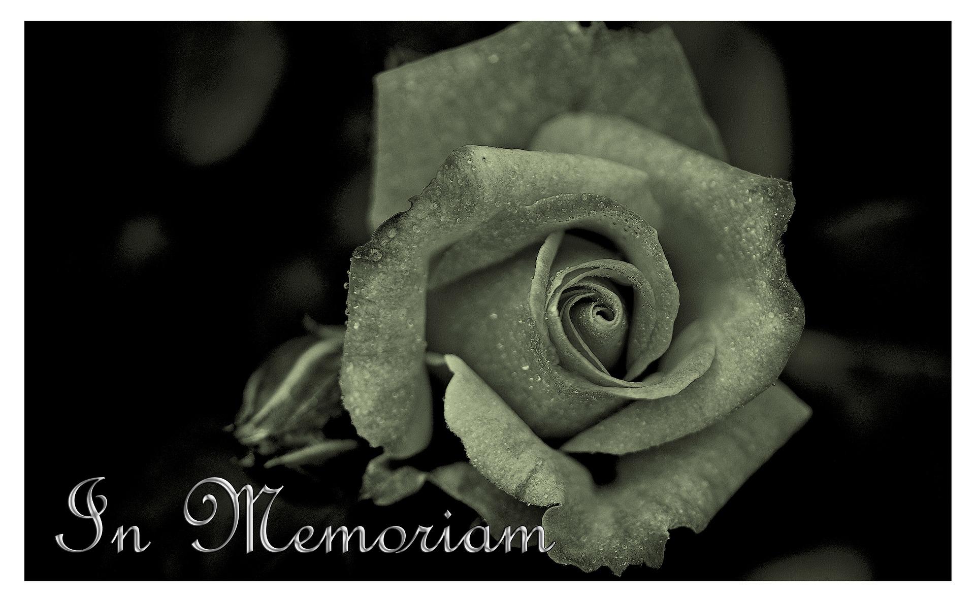In Gedenken