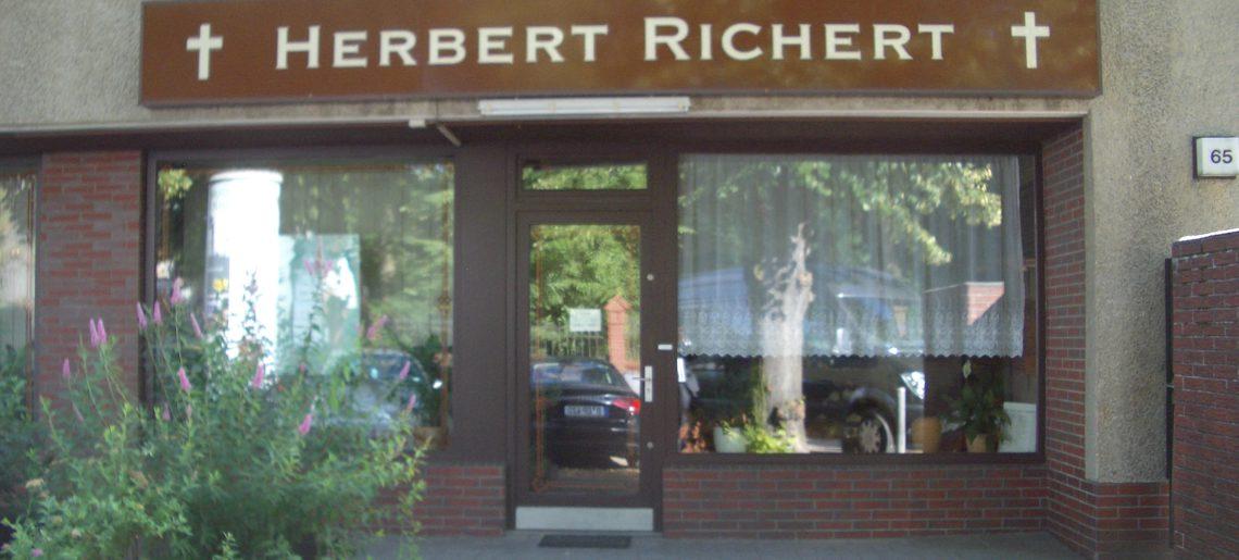 Herbert Richert Bestattungen